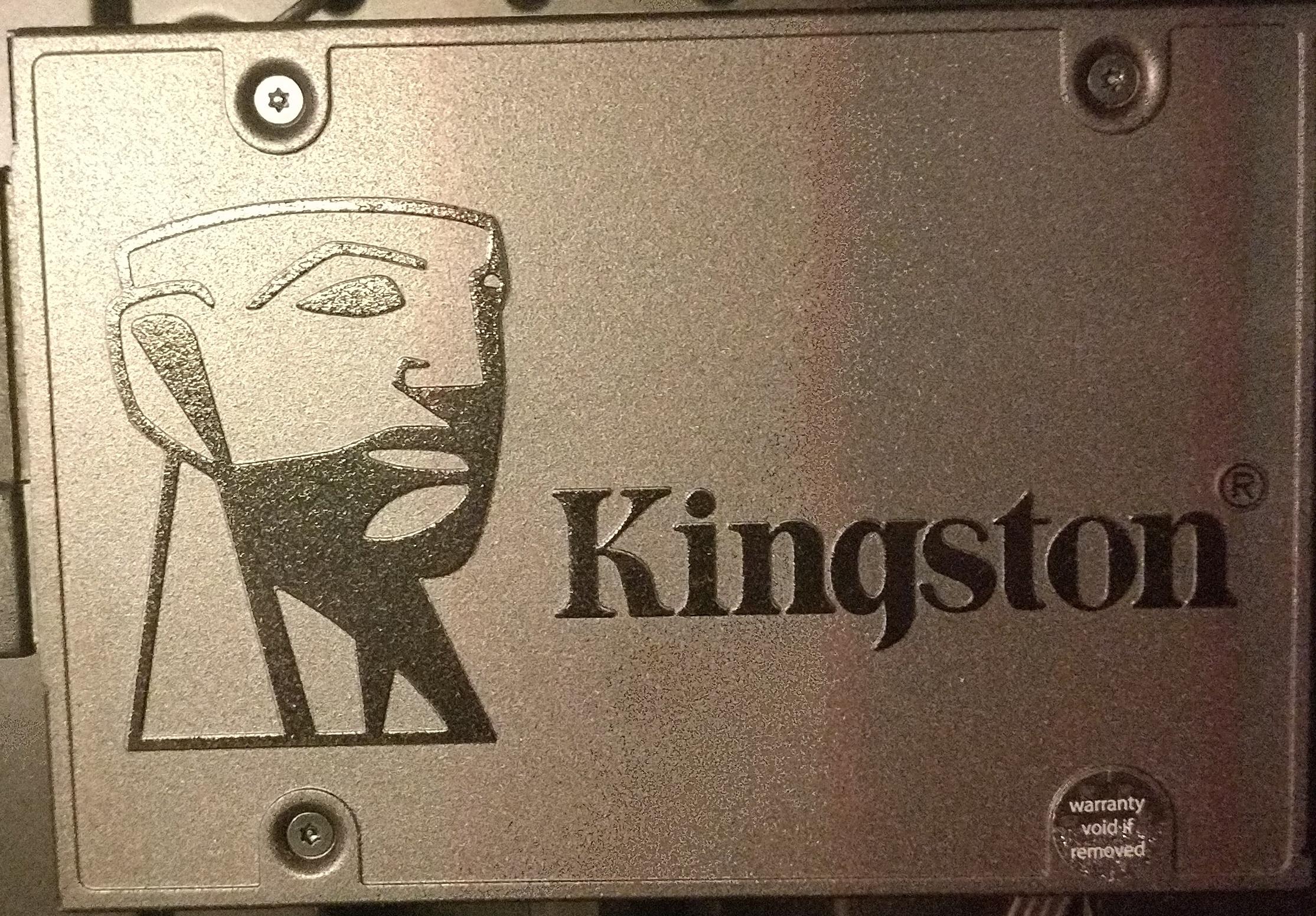 Kingston A400 240GB SSD Review – JazzTech